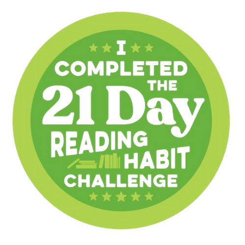21  Day Reading Challenge